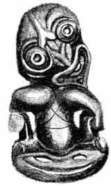 history of tiki carvings statues poles and culture